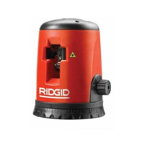 Ridgid R38758 - Juego de láser de línea cruzada autonivelante micro CL-100