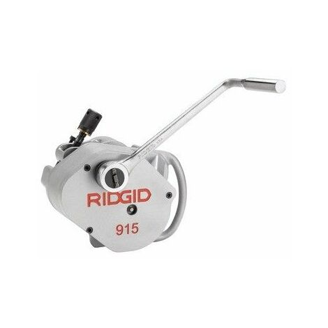 """Ridgid R88232 - Ranuradora de rodillo 915 con juego de rodillos de 2"""" - 6"""" Sch. 10 (2"""" - 31?2"""" Sch. 40)"""