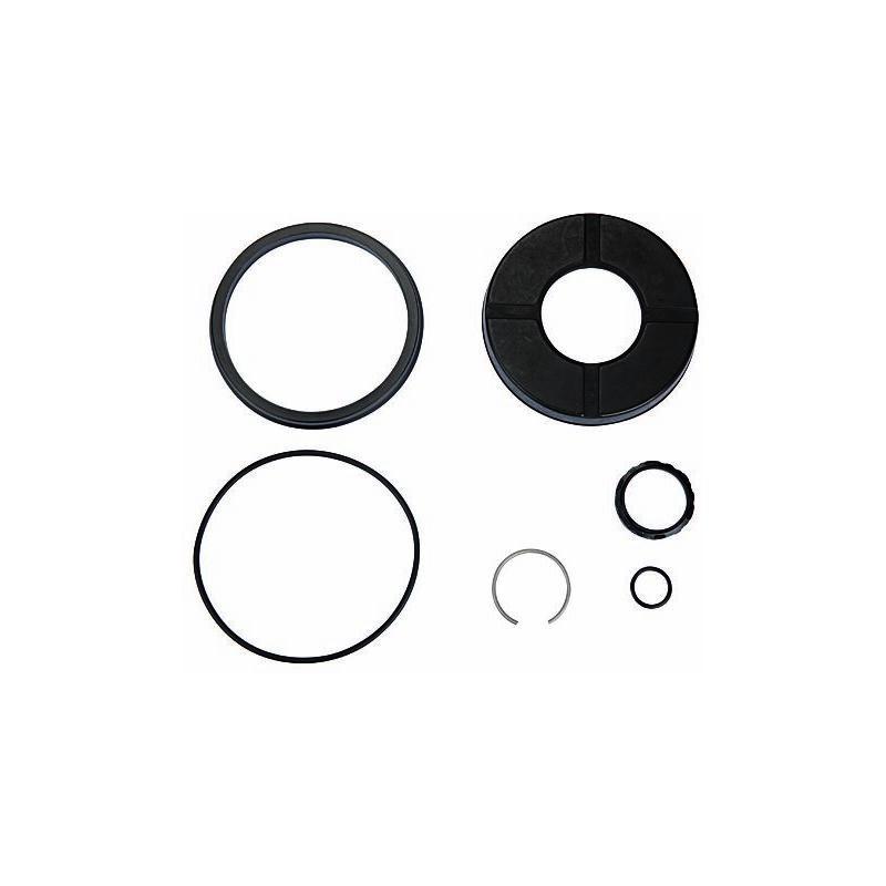 für Wasserzähler 100x PE Kunststoff Dichtungen 3//4 Zoll 23 x 29 mm
