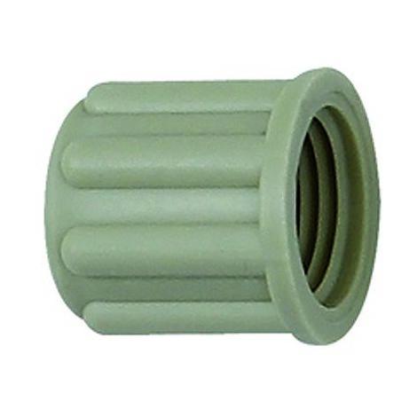 RIEGLER Ecrou moleté Poids M10x1,0 pour tuyau mm 4/6