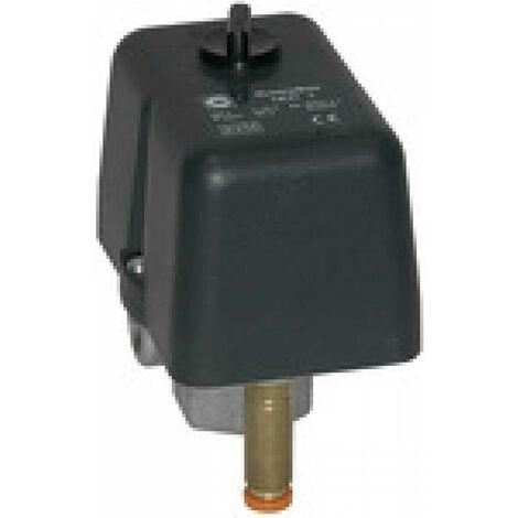 Riegler Kompressoren Druckschalter, Wechselstrom, F4 1/4, G 1/4, 4-12 bar