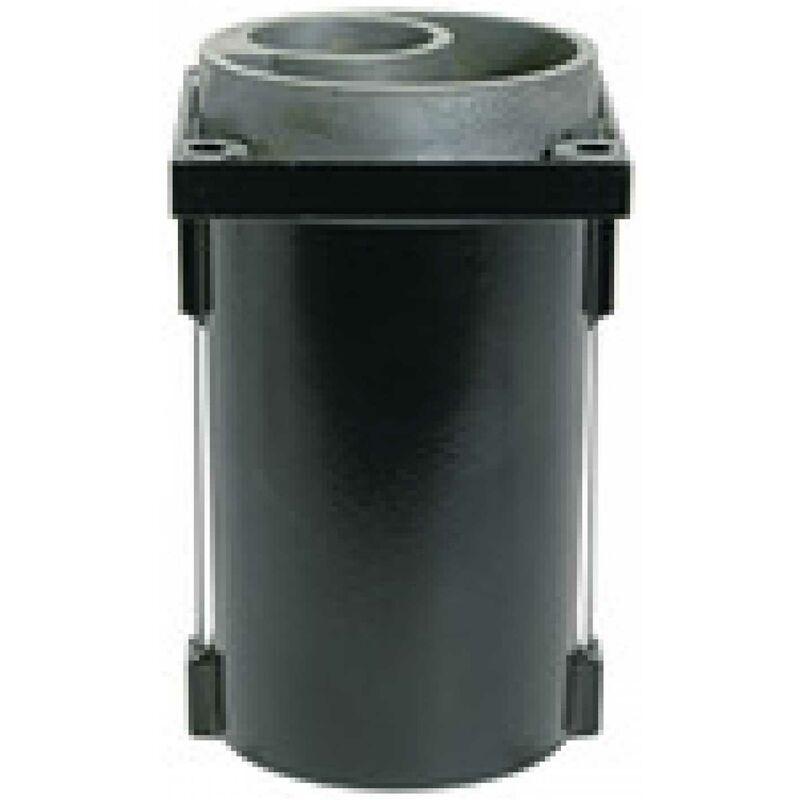 Image of Metallbehälter mit Ablassventil und O-Ring - Riegler