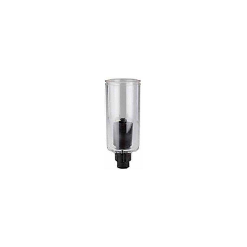 Image of Polycarbonatbehälter mit vollautomatischem Ablassventil, BG 400 - Riegler