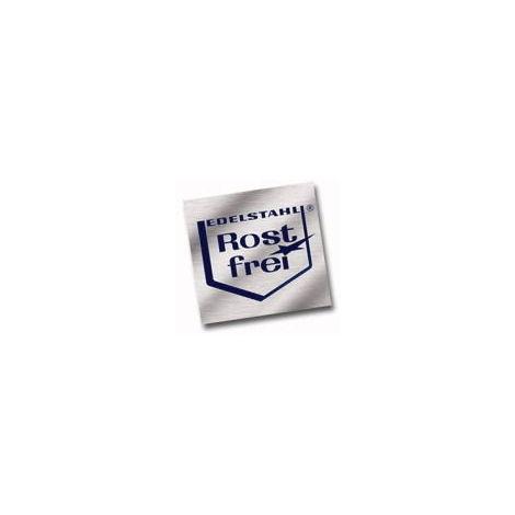 Péril Robinet à bille dg1 Acier Inoxydable 1.4408 dn25//32 avec schweissenden pour rdpref médias