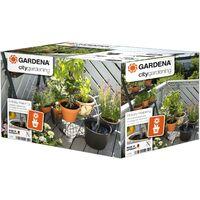 Riego automático City Gardening Gardena