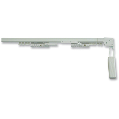 Riel Extensible Blanco - Epid 122-213 Cm 304017213