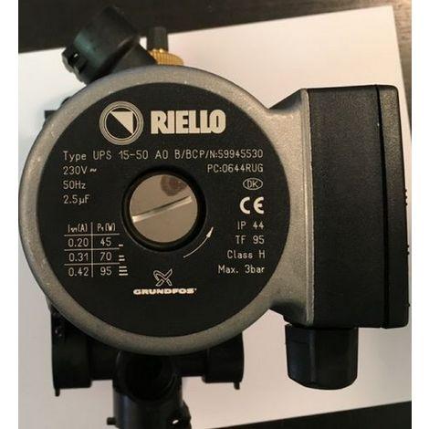 Riello Grundfos R10027372 - Circulating pump 15-50 AO B/BO