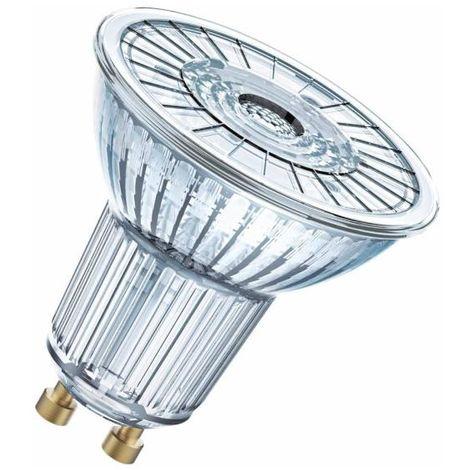Riflettore LED GU10 7.2 W = 80 W Bianco caldo (? x L) 51 mm x 55 mm Classe energetica: A+ OSRAM dimmerabile 1 pz.
