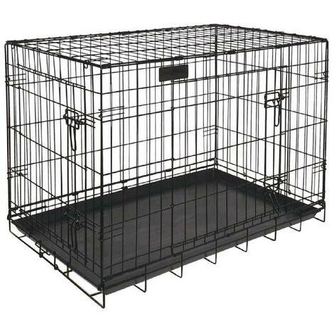 RIGA cage chiens GM 91x58x66 GRANDS CHIENS