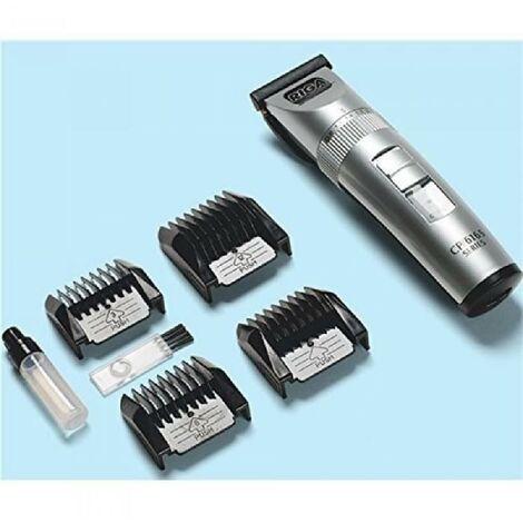 RIGA Tondeuse rechargeable -2 batteries - 4 peignes - 1 chargeur