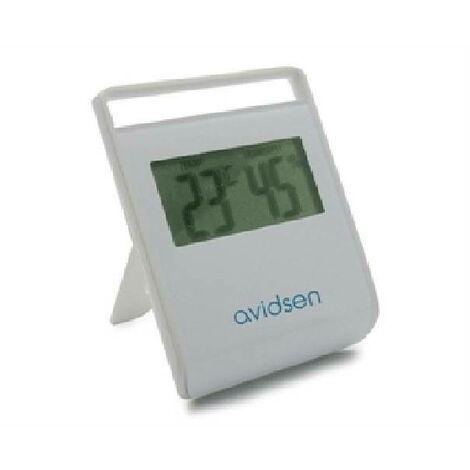 Rilevatore digitale temperatura umidita a batteria 107240