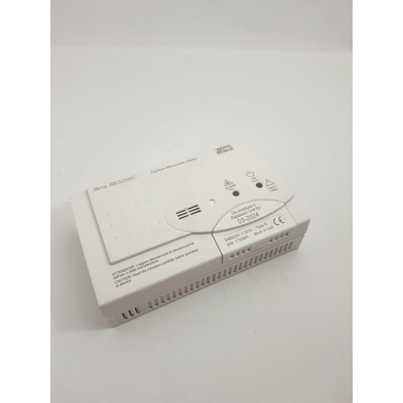 Tcf Rilevatore Monossido Di Carbonio Con Batteria Se325Ec