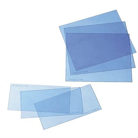 Rimag Ersatzscheiben, Vorsatzscheiben für Schweißerhelm - verschiedene Größen - VPE 10 Stück