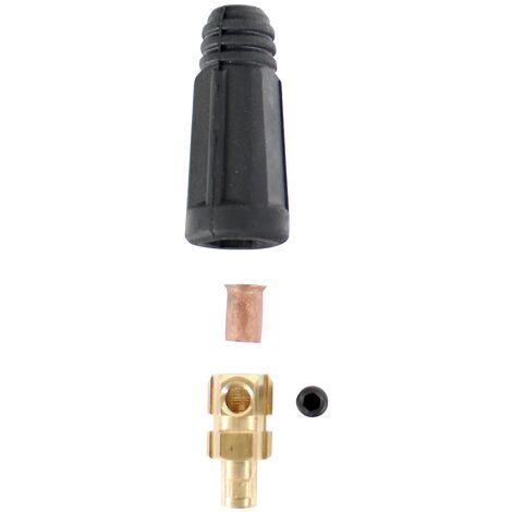 RIMAG Schweißkabel Kupplungen Buchsen oder Stecker, 200A oder 400A