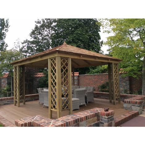 Rimini Pavilion Canopy (4.0 x 4.0m)