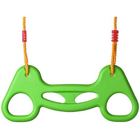 RING Balancoire gym anneaux et trapeze