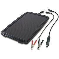 Ring Batterie de maintien solaire - RSP240 - 12V DC 2,4W 138 mA