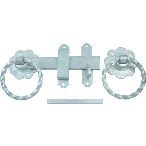 Ring Gate Latches