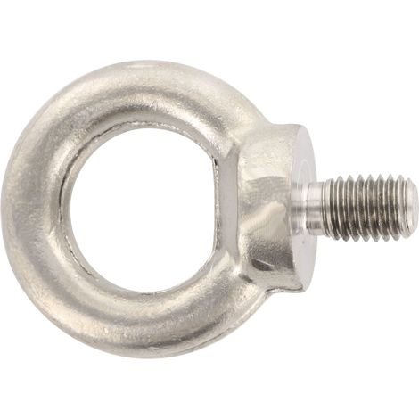 Ringschraube DIN 580 - Edelstahl A2 geschmiedet mit CE Kennzeichen