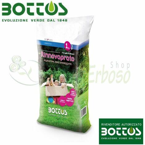 Rinnovaprato - Graines pour pelouse-1 Kg