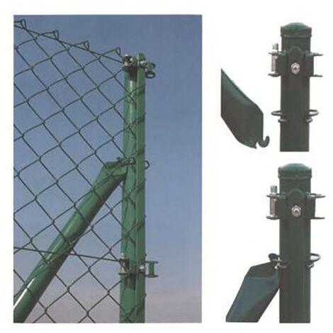Riostra cercado poste 1mt hierro galvanizado promallas 100rz