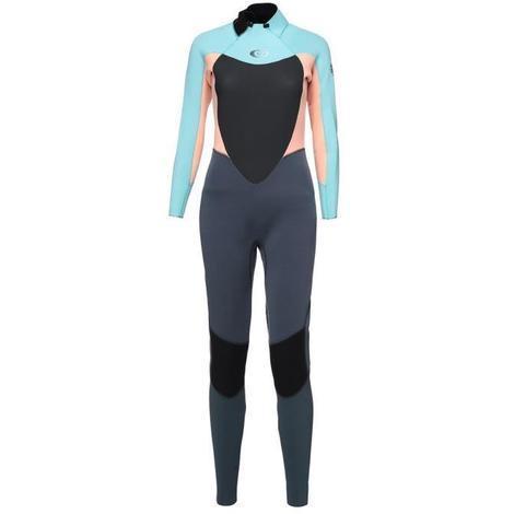 meilleure sélection 2ef2e b0a2a RIP CURL Combinaison de surf Omega 32GB Bz Stmr - Femme - Noir - Taille 12