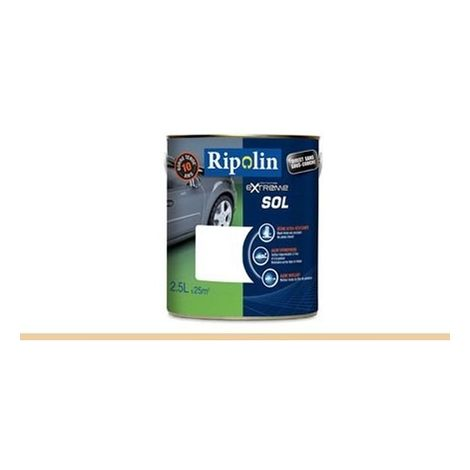 RIP PROT.EXTREME SOL SAT.2.5L SABLE RIPOLIN PEINTURES 321457