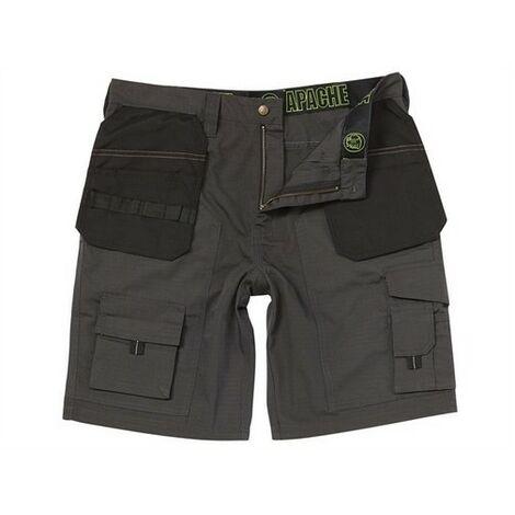 Rip-Stop Holster Shorts Grey