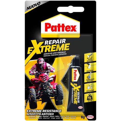 Ripara extreme pattex adesivo universale resistente pattex grammi 20