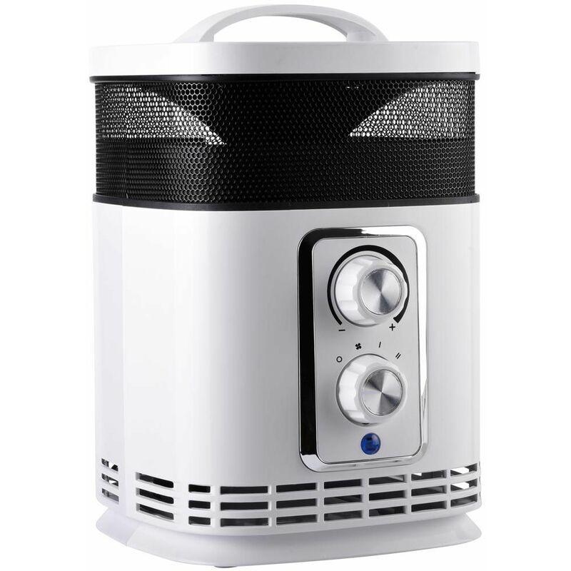 BHP Riscaldatore rapido del ventilatore elettrico del dispositivo di riscaldamento del ventilatore del di
