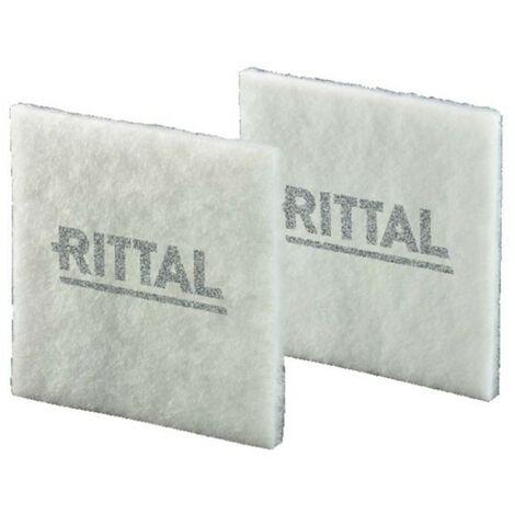 Rittal Filtermatte SK 3322.700 weiß Filter 3322700 Kunststoff Filtermatte VE5