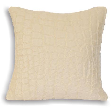 Riva Home Alligator Pattern Cushion Cover