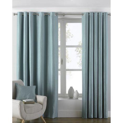 Riva Home Atlantic Eyelet Ringtop Curtains