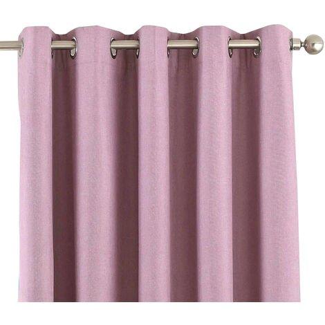 Riva Home Eclipse Blackout Eyelet Curtains