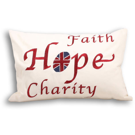 Riva Home Faith Cushion Cover