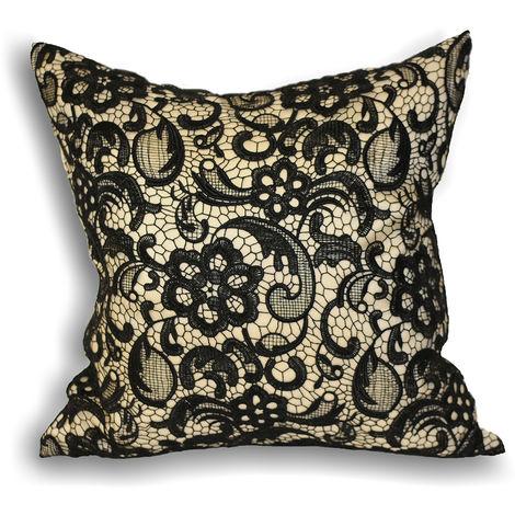 Riva Home Macrame Cushion Cover