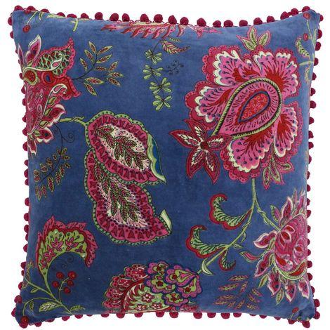 Riva Home Malisa Feather Filled Square Cushion