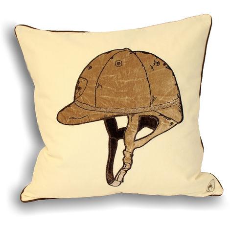 Riva Home Polo Helmet Cushion Cover