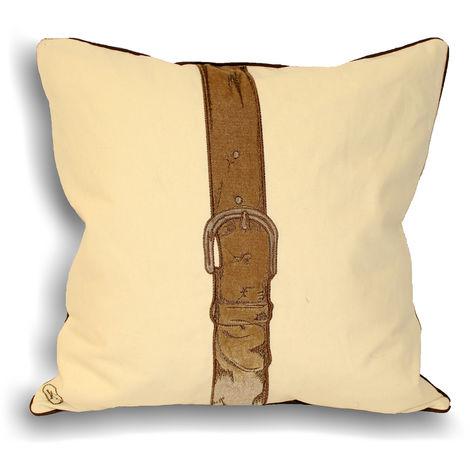 Riva Home Polo Strap Cushion Cover