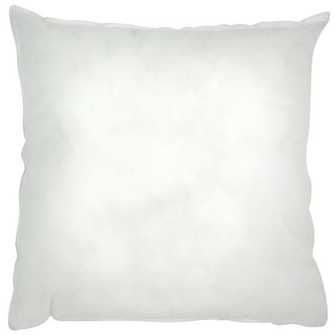 """main image of """"Riva Home Polyester Vacuum Packed Cushion Pad (45x45cm) (White)"""""""