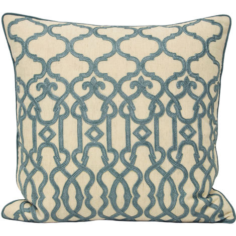 Riva Home Winbourne Cushion Cover (45x45cm) (Blue)