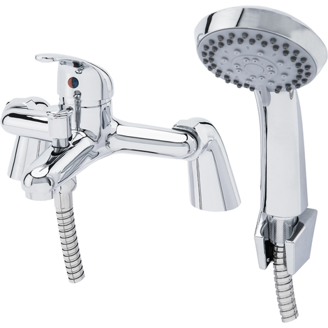 Riviera Bath Shower Mixer Tap & Kit