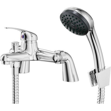 Riviera Bath Shower Mixer Tap & Kit