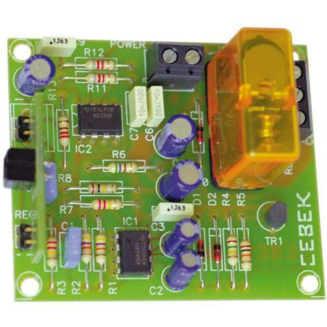 RJ3 Cellule photoélectrique à réflexion infrarouge 12V