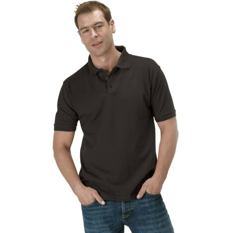 RK12 Delux Heavy Pique Polo Shirts