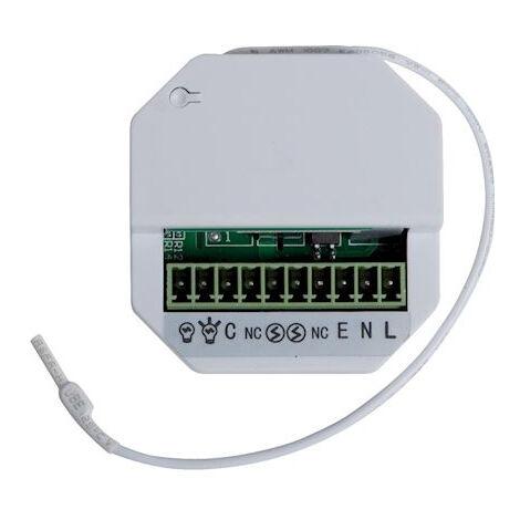 RKLT-WL Récepteur à encastrer pour le contrôle de la lumière CAME - CAME