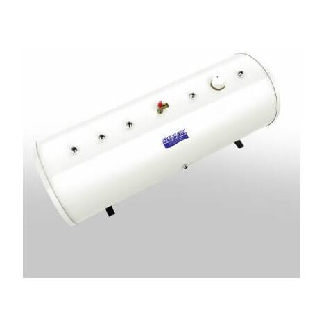 """main image of """"RM Cylinders Stelflow Stainless Steel Indirect Unvented Horizontal Cylinder 120 Litre"""""""