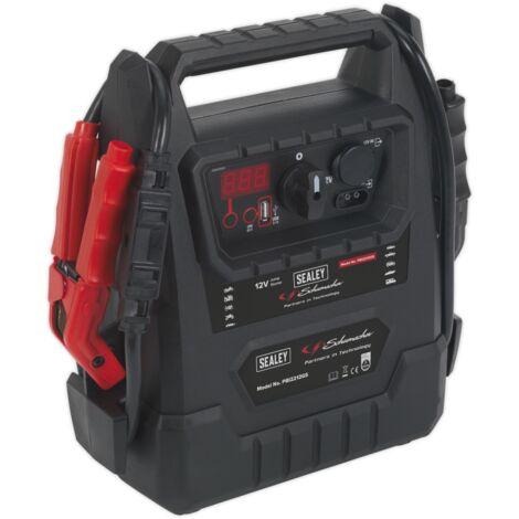 RoadStart?? Emergency Jump Starter 12V 2300 Peak Amps - DEKRA Approved