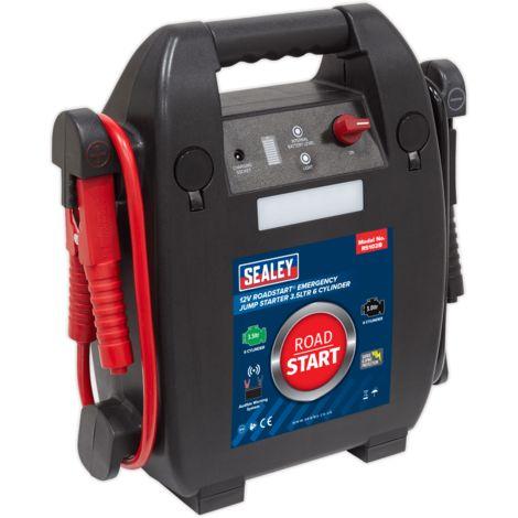 RoadStart?? Emergency Jump Starter 12V 3.5ltr 6 Cylinder