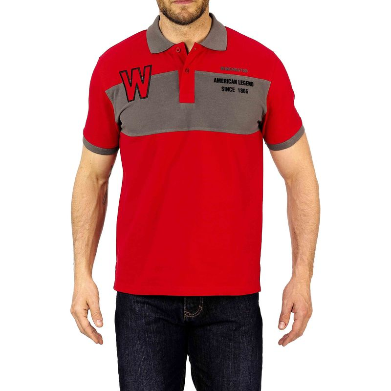 Roadster2 Polo Rouge 2Xl - Rouge